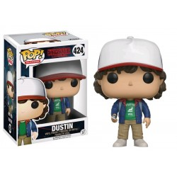 Stranger Things - Dustin with Compass Pop! Vinyl Figure