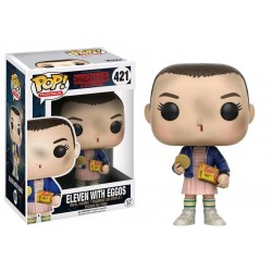 Stranger Things - Eleven with Eggos (w Chase) Pop! Vinyl Figure