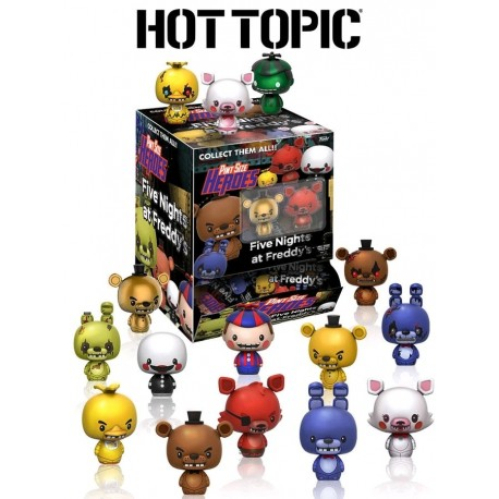 Five Nights at Freddy's - Pint Size Heroes Hot Topic US Exclusive Blind Bag