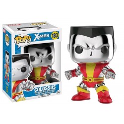 X-Men - Colossus Chrome US Exclusive Pop! Vinyl Figure