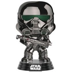 Star Wars: Rogue One - Death Trooper Chrome US Exclusive Pop! Vinyl Figure