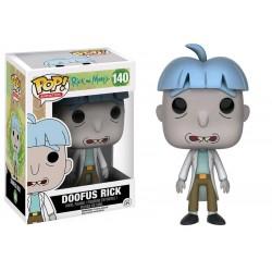 Rick & Morty - Doofus Rick US Exclusive Pop! Vinyl