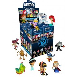 Disney - Heroes & Villains Mystery Minis Blind Box