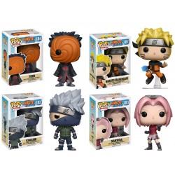Naruto Funko Pop! Bundle (Pack of 4)