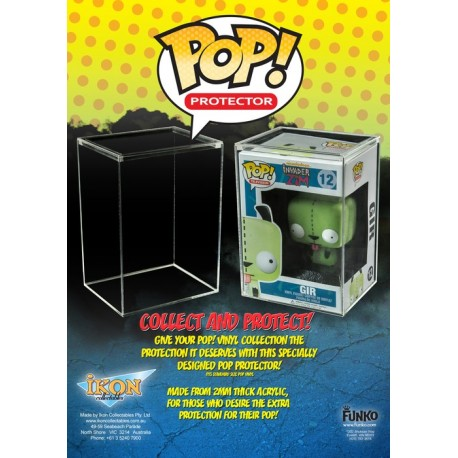 Funko Pop! Protector - Hard Acrylic