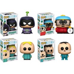 South Park Funko Pop! Bundle (Pack of 4)
