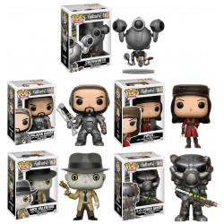 Fallout 4 Funko Pop! Bundle (Pack of 5)