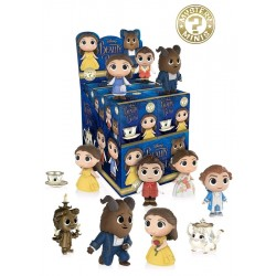 Full Case - 12 x Beauty & the Beast (2017) - Mystery Minis Blind Box