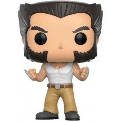 Wolverine - Logan with Tank Top Pop! Vinyl