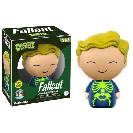 Fallout - Adamantium Skeleton Glow Specialty Store Exclusive Dorbz