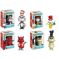 Dr Seuss Funko Pop! Bundle (Pack of 4)
