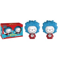 Dr Seuss - Thing 1 & Thing 2 Dorbz 2-Pack