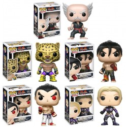 Tekken Funko Pop! Bundle (Pack of 5)