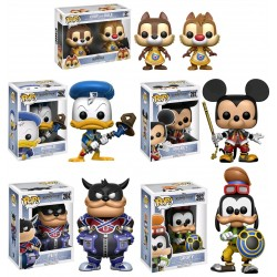 Kingdom Hearts Funko Pop! Bundle (Pack of 6)