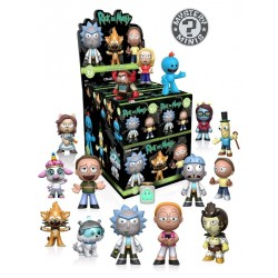 Full Case - 12 x Rick & Morty - Mystery Minis Blind Boxes