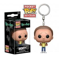 Rick & Morty - Morty Pocket Pop! Keychain