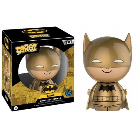 Batman - Golden Midas Batman US Exclusive Dorbz