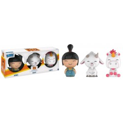 Despicable Me 3 - Agnes, Lucky & Fluffy US Exclusive Dorbz 3-Pack