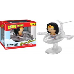 Wonder Woman - Invisible Jet Dorbz Ride