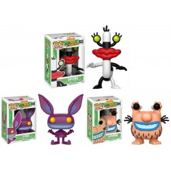 Aaahh!!! Real Monsters Funko Pop! Bundle (Pack of 3)