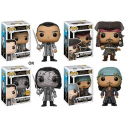 Pirates of the Caribbean 5 Funko Pop! Bundle (Pack of 3)