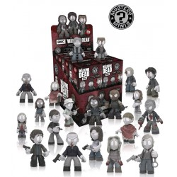 Full Case - 12 x Walking Dead - Mystery Minis In Memoriam Season 8 Blind Boxes