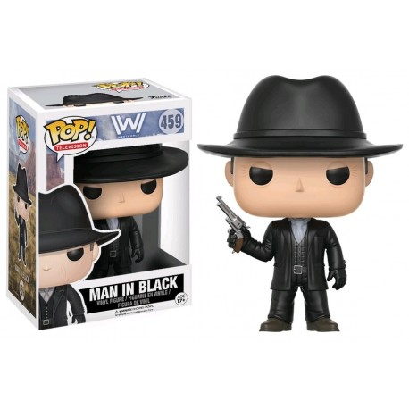 Westworld - Man in Black Pop! Vinyl