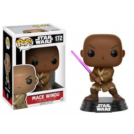 Star Wars - Mace Windu US Exclusive Pop! Vinyl