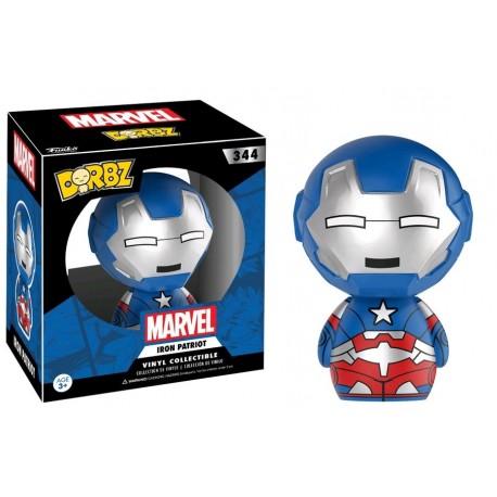 Iron Man - Iron Patriot US Exclusive Dorbz