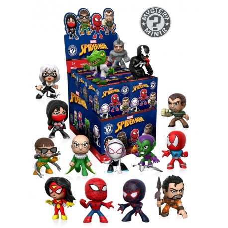 Full Case - 12 x Spider-Man - Classic Mystery Minis Blind Boxes