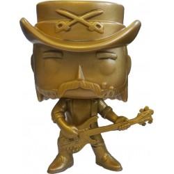 Motorhead - Lemmy Kilmister Gold Rainbow Bar & Grill Statue Edition US Exclusive Pop! Vinyl