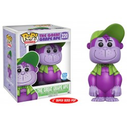 "Funko-Shop The Great Grape Ape 6"" Funko Pop! Vinyl"