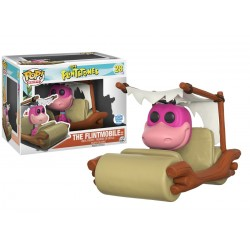 Funko-Shop Flintmobile with Dino Pop! Ride
