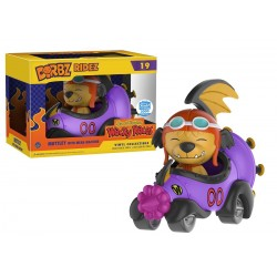 Funko-Shop Muttley with Mean Machine Dorbz Ride