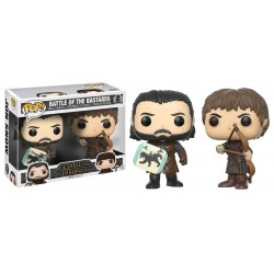 Game of Thrones - Battle of the Bastards Pop! Vinyl 2-Pack
