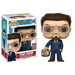 Spider-Man: Homecoming - Tony Stark with Helmet SDCC 2017 US Exclusive Pop! Vinyl