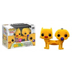 Catdog - Catdog Flocked SDCC 2017 US Exclusive Pop! Vinyl
