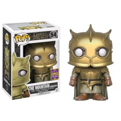 Game of Thrones - The Mountain (Armoured) SDCC 2017 US Exclusive Pop! Vinyl