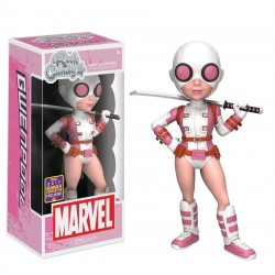 Marvel - Gwenpool SDCC 2017 US Exclusive Rock Candy