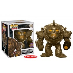 "Elder Scrolls - Dwarven Colossus 6"" SDCC 2017 US Exclusive Pop! Vinyl"
