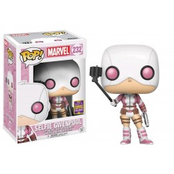 Marvel - Selfie Gwenpool SDCC 2017 US Exclusive Pop! Vinyl