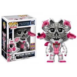 Five Nights at Freddy's - Funtime Foxy Jumpscare SDCC 2017 US Exclusive Pop! Vinyl