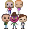 Rick and Morty Funko Pop! Bundle (Pack of 5)