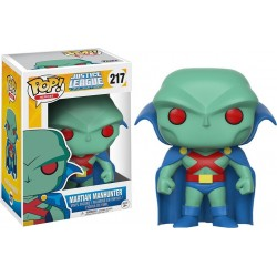 Justice League Animated - Martian Manhunter US Exclusive Pop! Vinyl