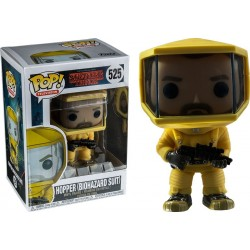 Stranger Things - Hopper in Hazmat Suit US Exclusive Pop! Vinyl