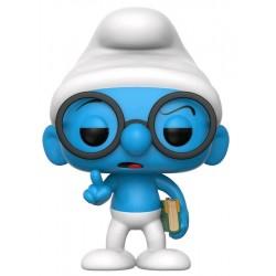 Smurfs - Brainy Smurf Pop! Vinyl