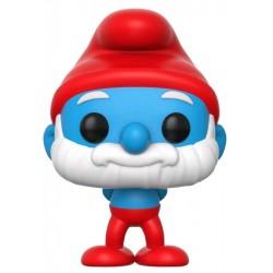 Smurfs - Papa Smurf Pop! Vinyl