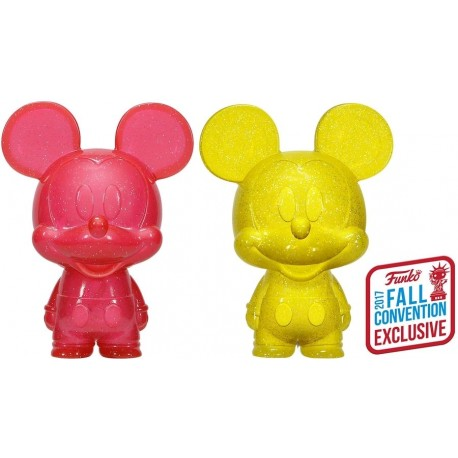Mickey Mouse - Mickey Mouse NYCC 2017 US Exclusive XS Hikari 2-pack