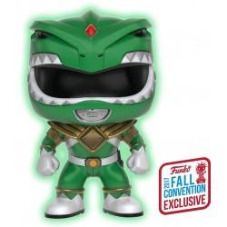Power Rangers - Green Ranger Glow NYCC 2017 US Exclusive Pop! Vinyl
