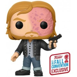 The Walking Dead - Dwight (Burnt Face) NYCC 2017 US Exclusive Pop! Vinyl